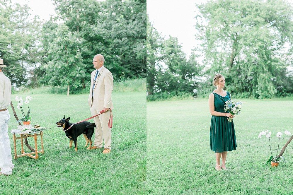 Madison Wedding Ceremony photography