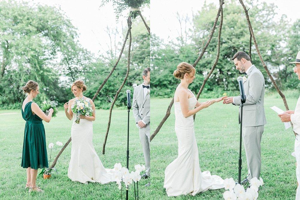 Olin Park Wedding