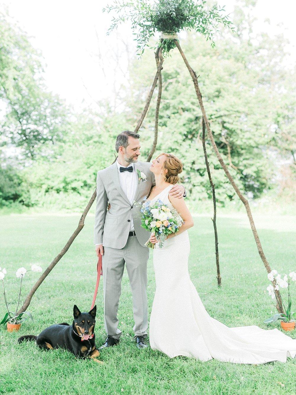 Miriam Bulcher  Photography Olin Park Wedding