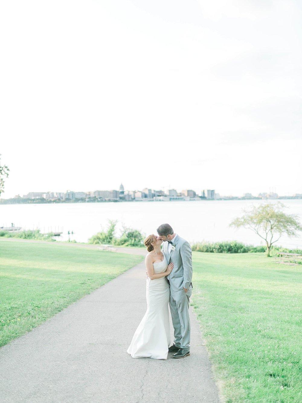 Lake Mendota Wedding