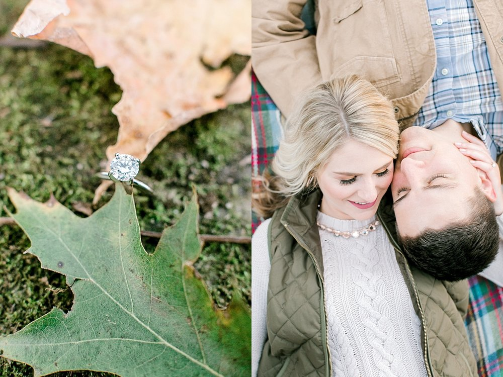 Chestnut Mountain ski resort engagement