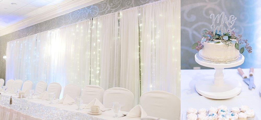 holiday inn wedding reception rock island
