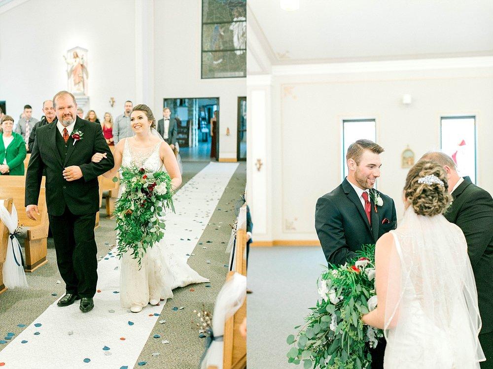 catholic church wedding in madison, wi