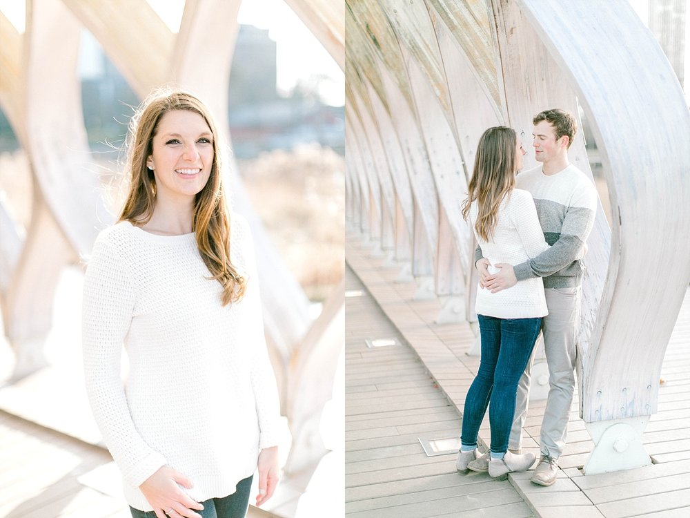 Lincoln Park Engagement Session Chicago