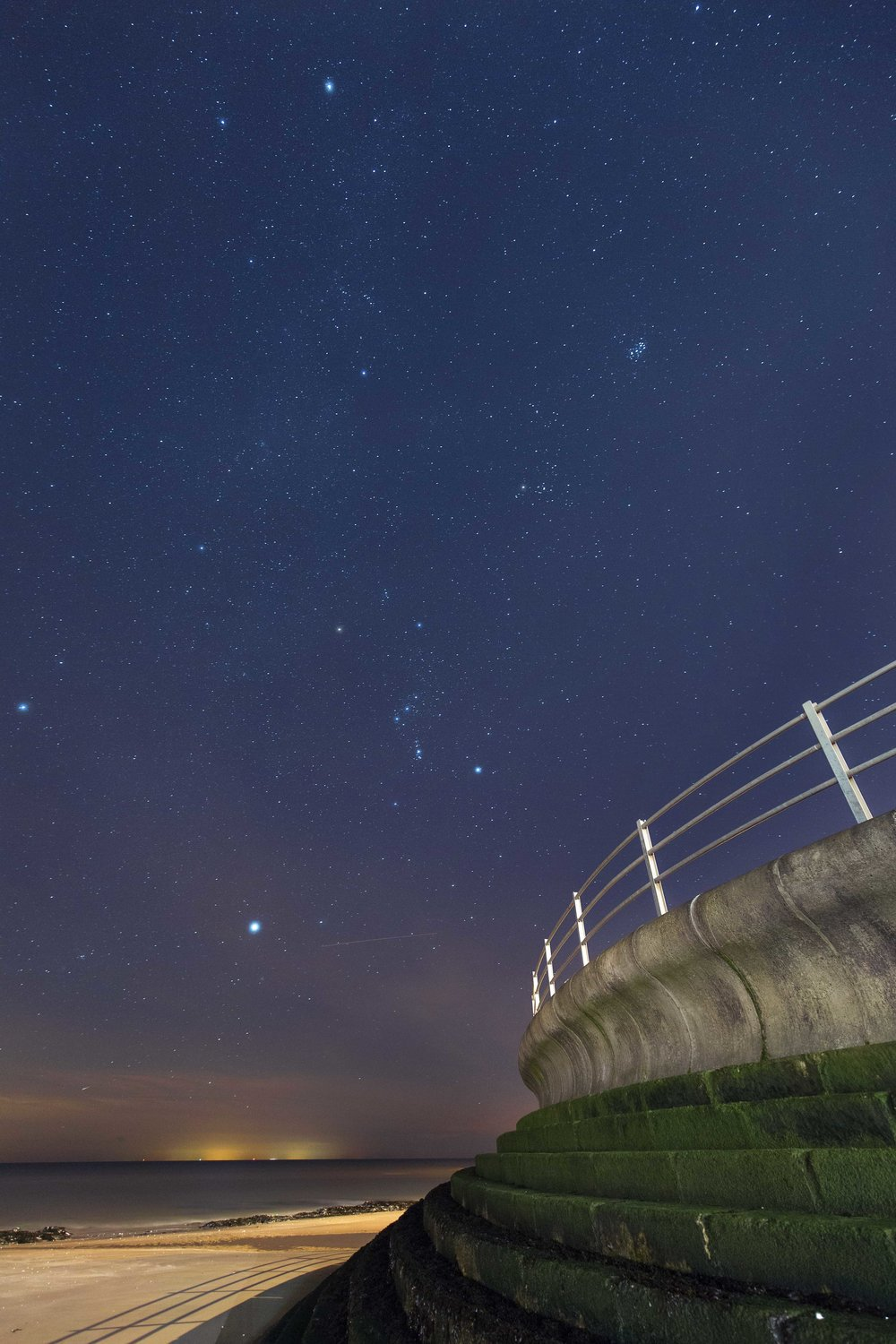 Stars over Viking Bay