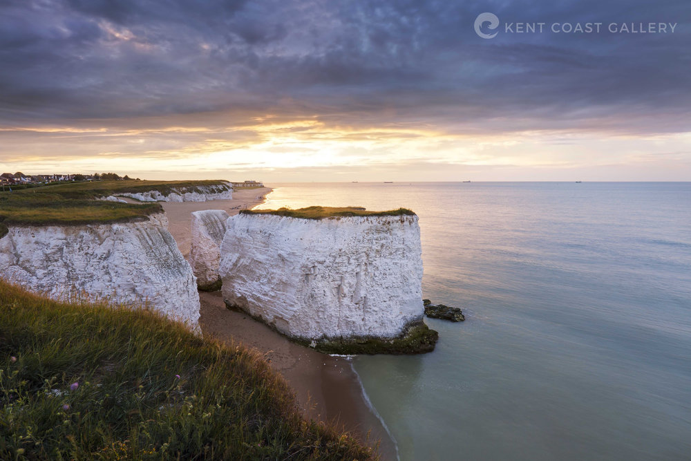 Summer Glow - Botany Bay, Broadstairs