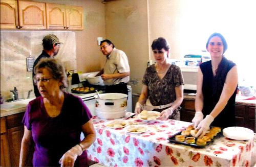 Granny Annie\'s Kitchen — Orlando Wesleyan Church