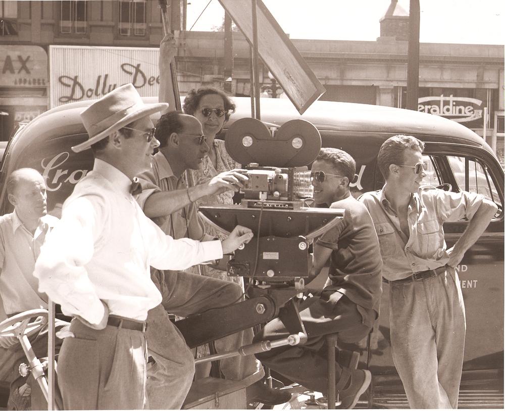 Film Crew by Grant Crabtree