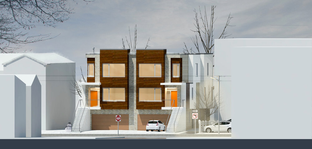 DUPLEX HOUSE IN PALISADES PARK, NJ