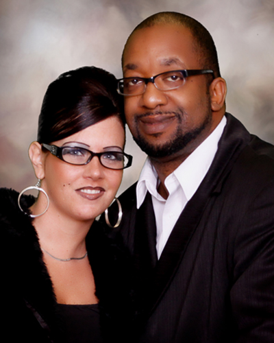 Pastor Alonzo and Jodi Waters