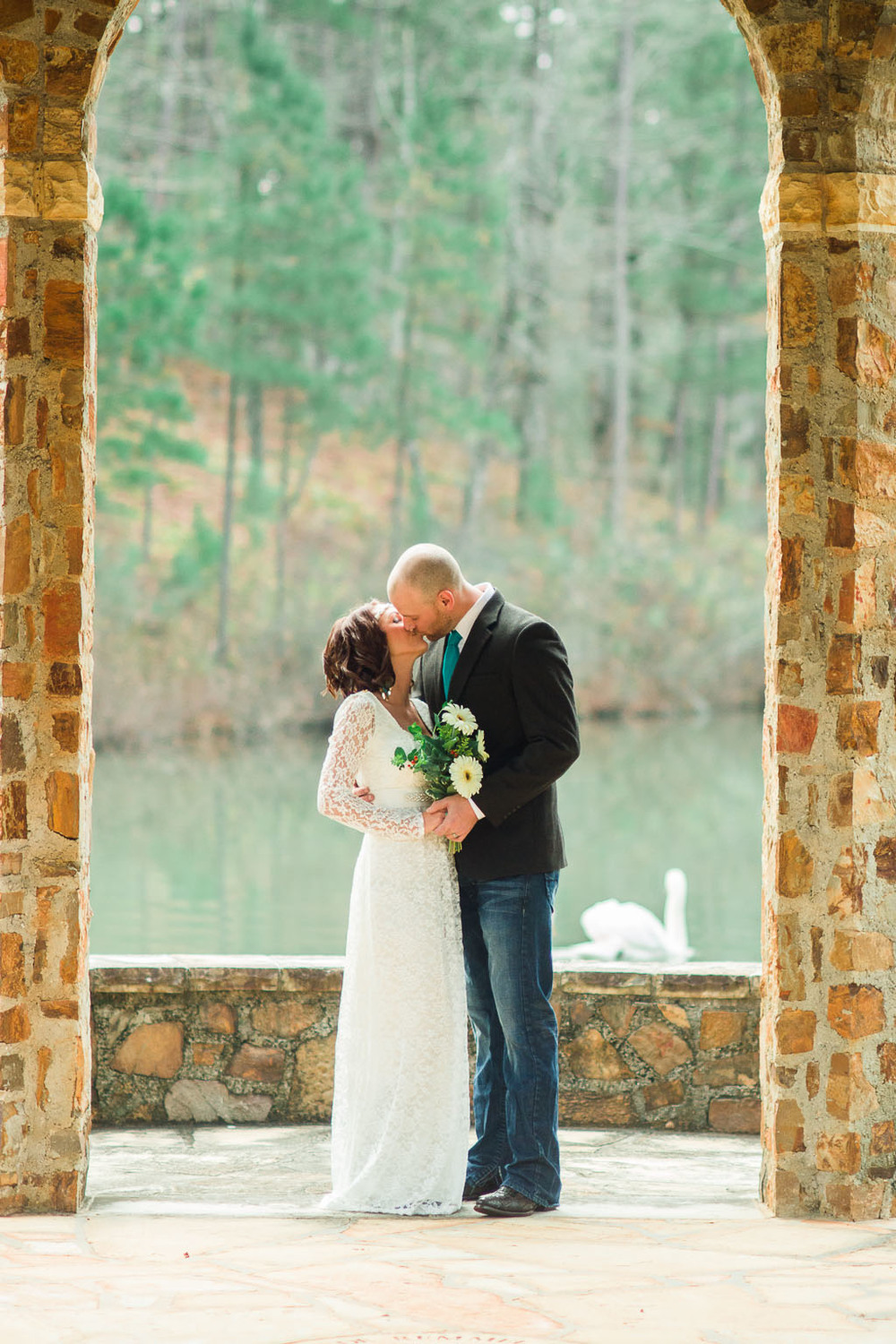 Wildwood park gazebo wedding fayetteville ar wedding photographer