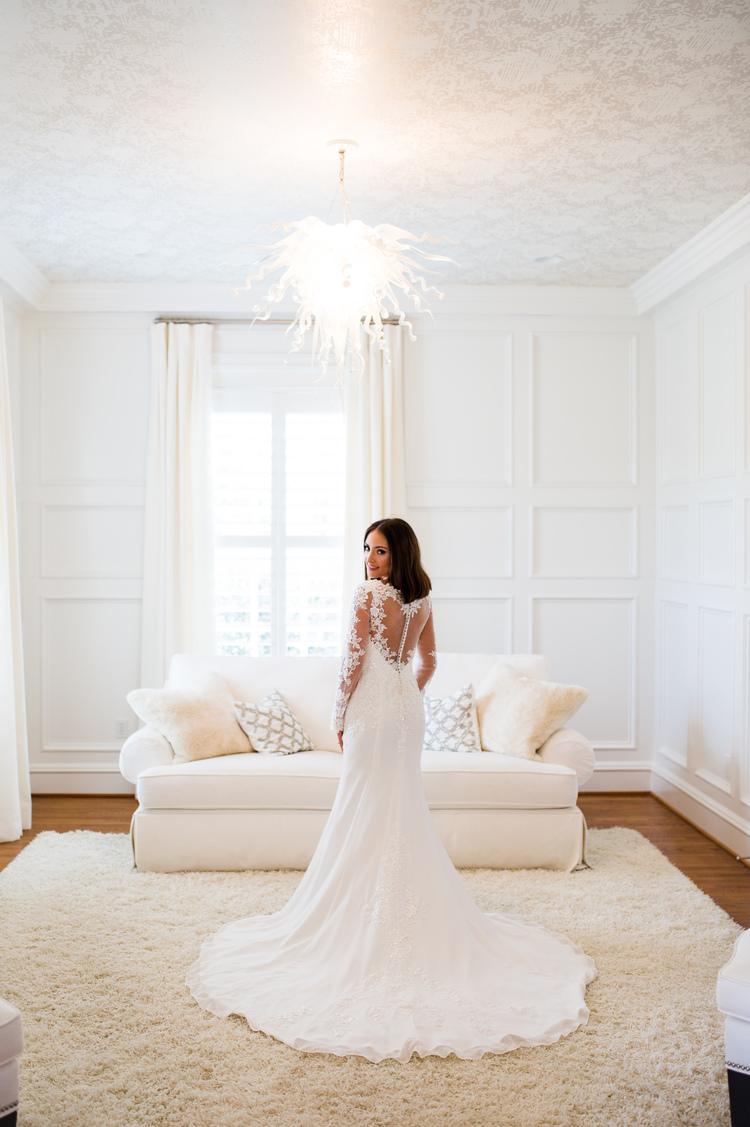 Meredith rogers wedding