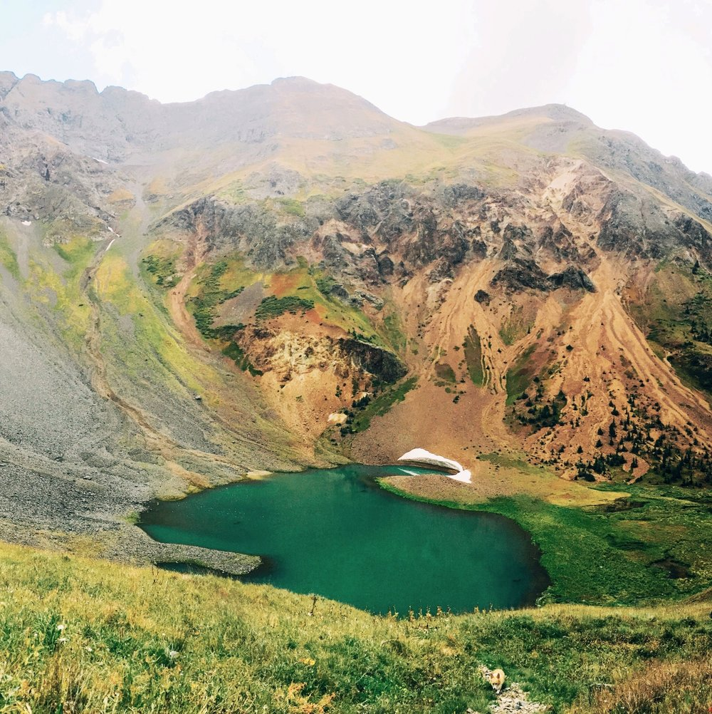 Alpine Lake photograph by Jessica Kenyon