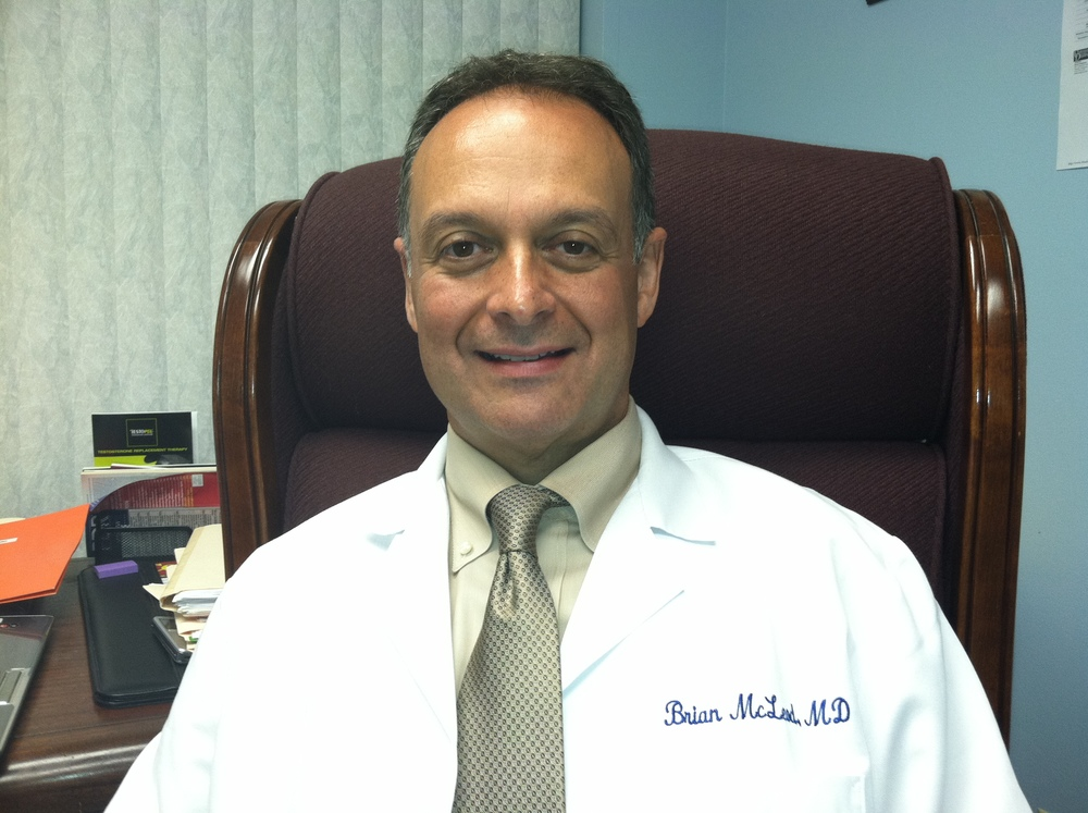 Dr. Brian S. McLeod, MD.