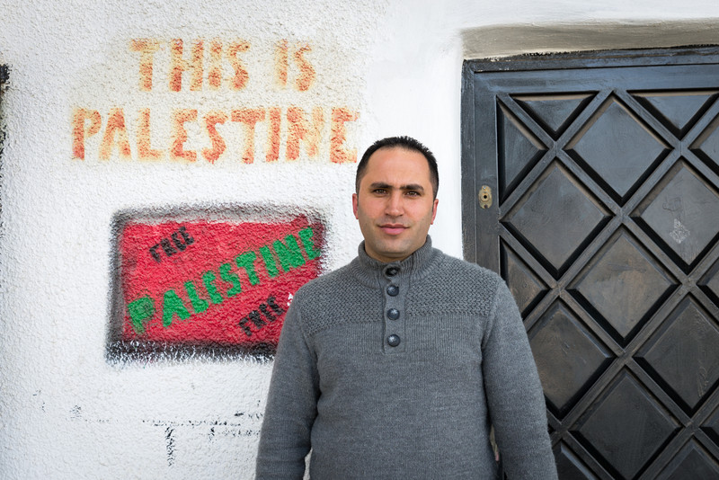 Issa Amro, a prominent Palestinian human rights defender, has won multiple awards for his activism, including from the European Union and the United Nations.