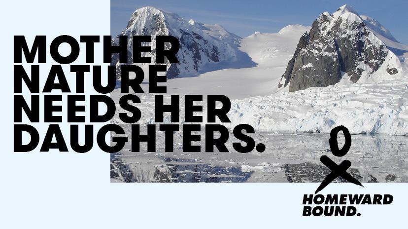 Homeward Bound - Desarrollado por dos australianos, Fabian Dattner y Jess Melbourne Thomás, Homeward Bound es mucho más que un viaje en el Océano Antártico. Este programa preve construir en 10 años una red mundial sólida de 1000 mujeres que permitirá tomar las mejores decisiones políticas para un planeta sostenible.Gracias a esta iniciativa de liderazgo revolucionario, Homeward Bound habilitará y equipará a las mujeres en ciencia con la capacidad de influir sobre las políticas y la estrategia con el fin de que puedan guiar las acciones científicas para aceptar los desafíos mundiales.
