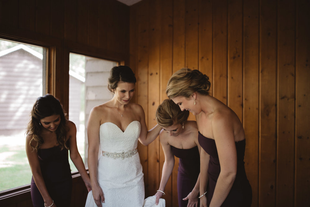 Grand View Lodge Nisswa Minnesota wedding photography by Britt DeZeeuw