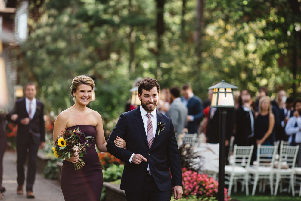 Grand View Lodge wedding photography by Britt DeZeeuw, Brainerd Minnesota photographer