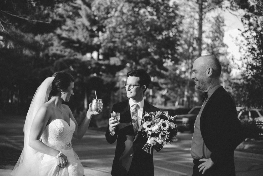 Mad Men inspired wedding at Grand View Lodge, photography by Britt DeZeeuw Brainerd Minnesota photographer