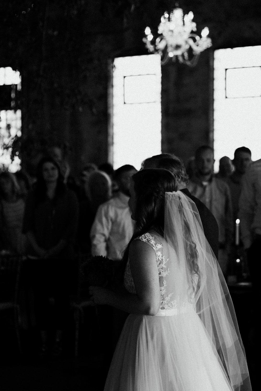 Fine art wedding photography by Britt DeZeeuw, NP Event Space photographer.