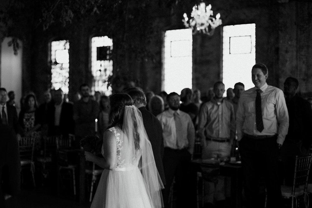 Artistic wedding photography by Britt DeZeeuw, NP Event Space photographer.