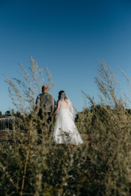 Wedding photography at the NP Event Space by Britt DeZeeuw, Brainerd Minnesota photographer