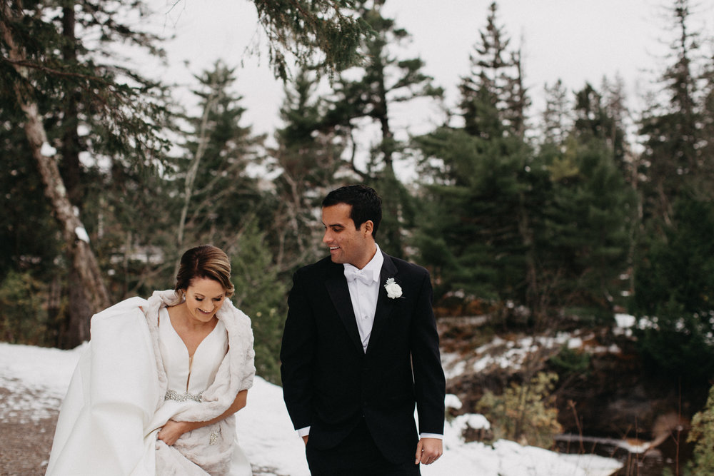 Wedding photographer in Duluth
