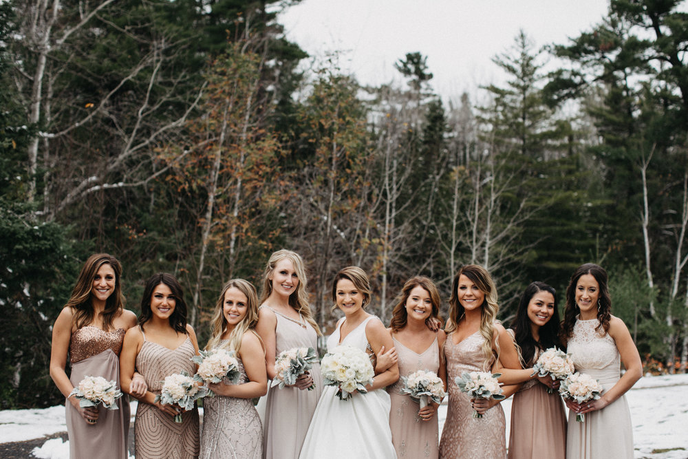 Duluth Minnesota wedding photographed by Britt DeZeeuw