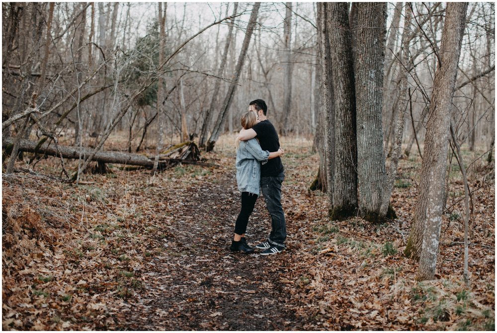 Engagement in the Minnesota northwoods
