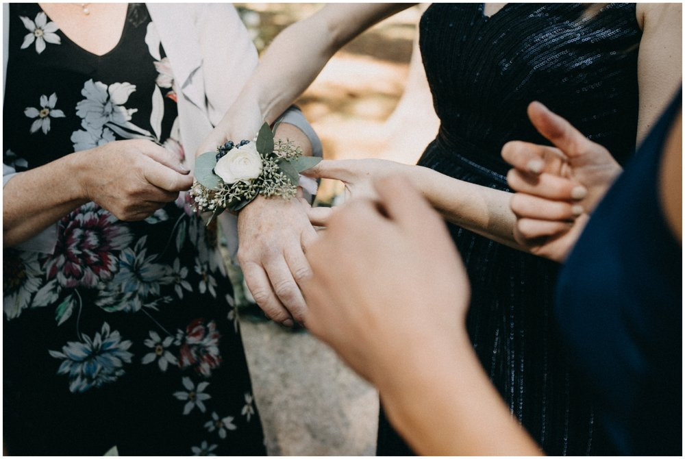 Candid wedding photography at Camp Foley in Pine River MN