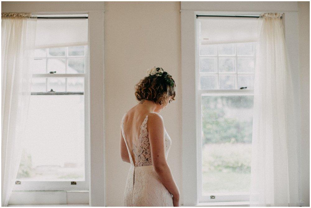Duluth Minnesota intimate wedding