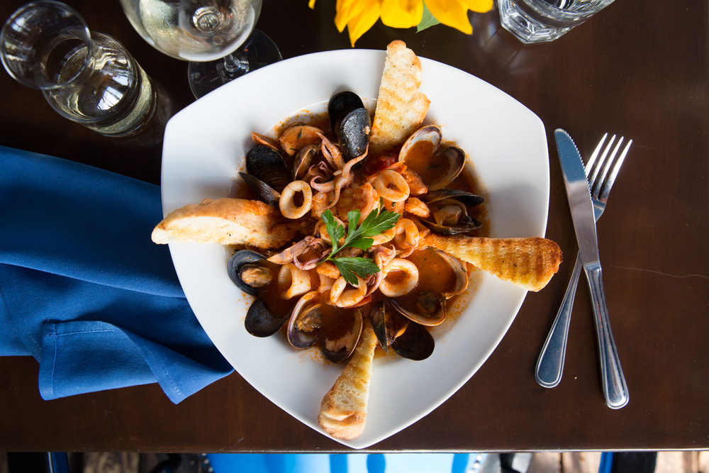 Luna Blu Restaurant
