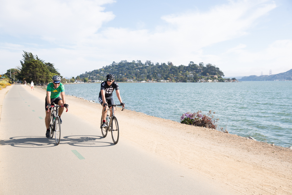 Bike, Walk or Jog - Take the Scenic Route