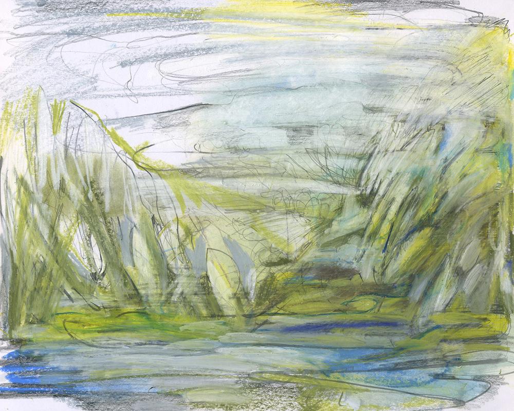 Inlet, grass