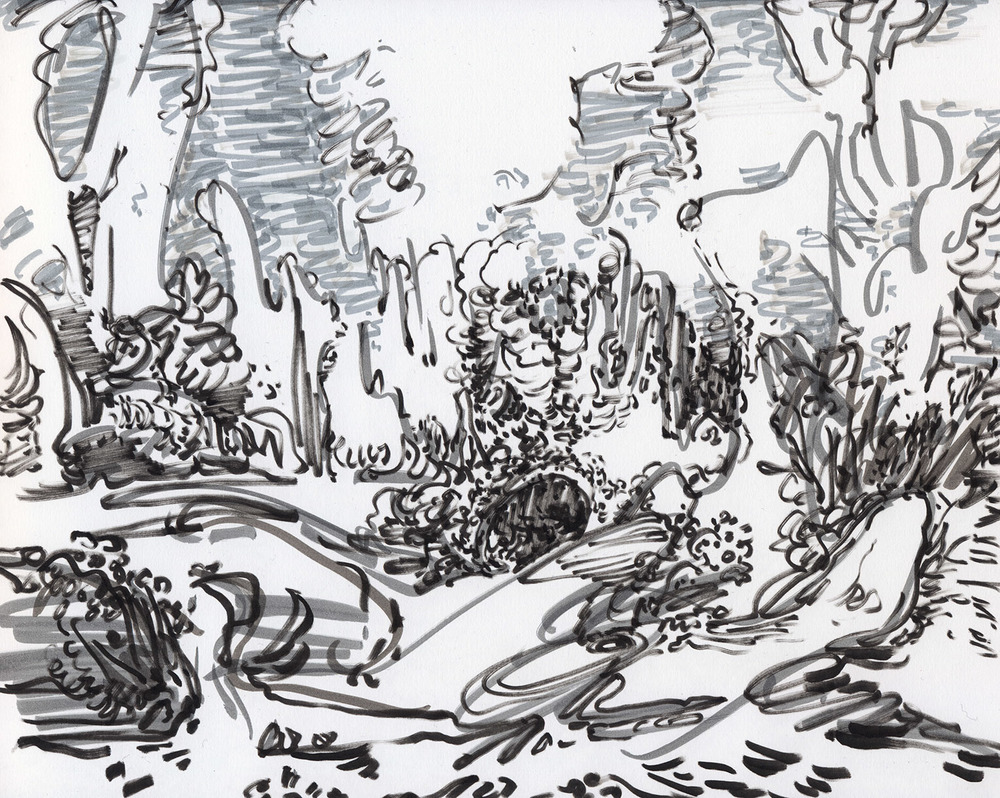Invisible landscape 19.1.15-A