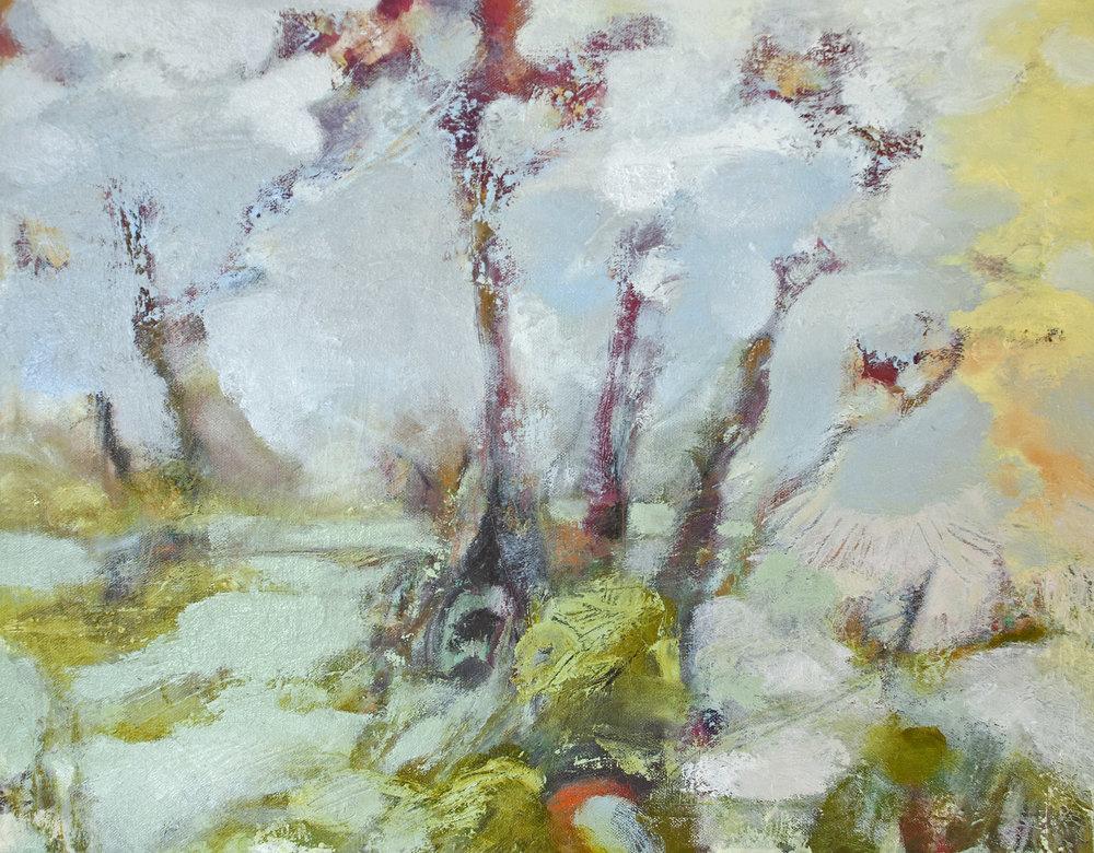 Wetlands, reclaimed III