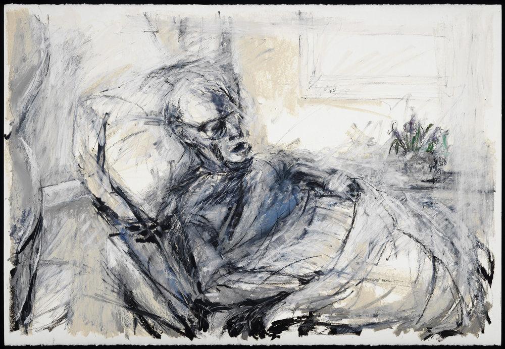 Robert Blackburn in hospice