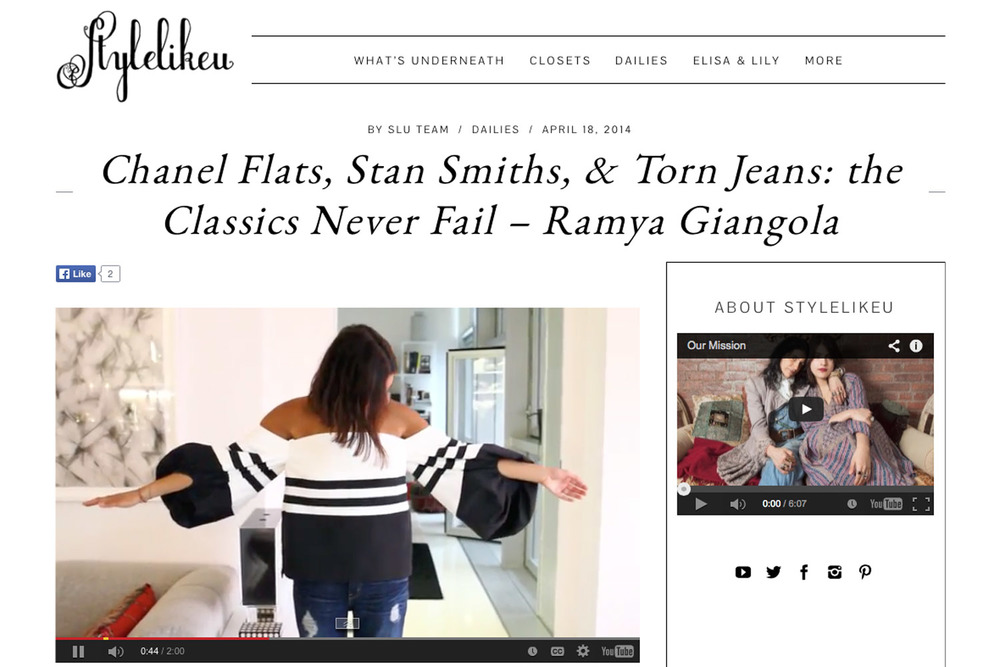 StyleLikeU | Feature  [ video ]