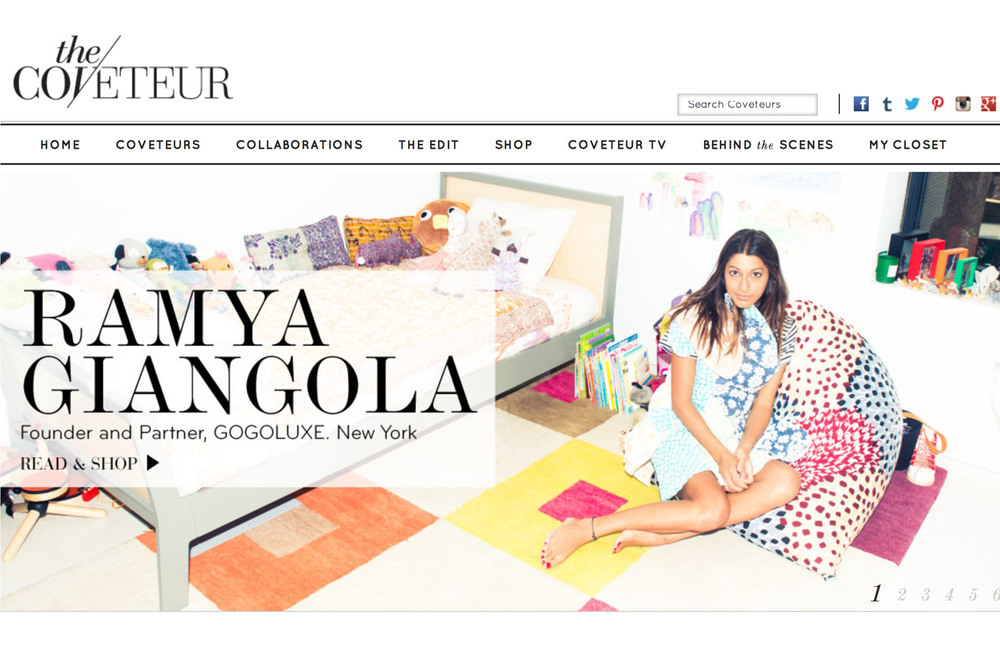 The Coveteur | Feature