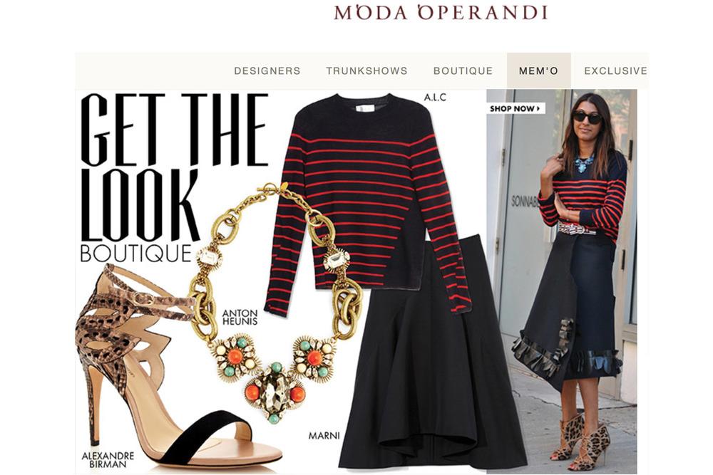 Moda Operandi  |Feature