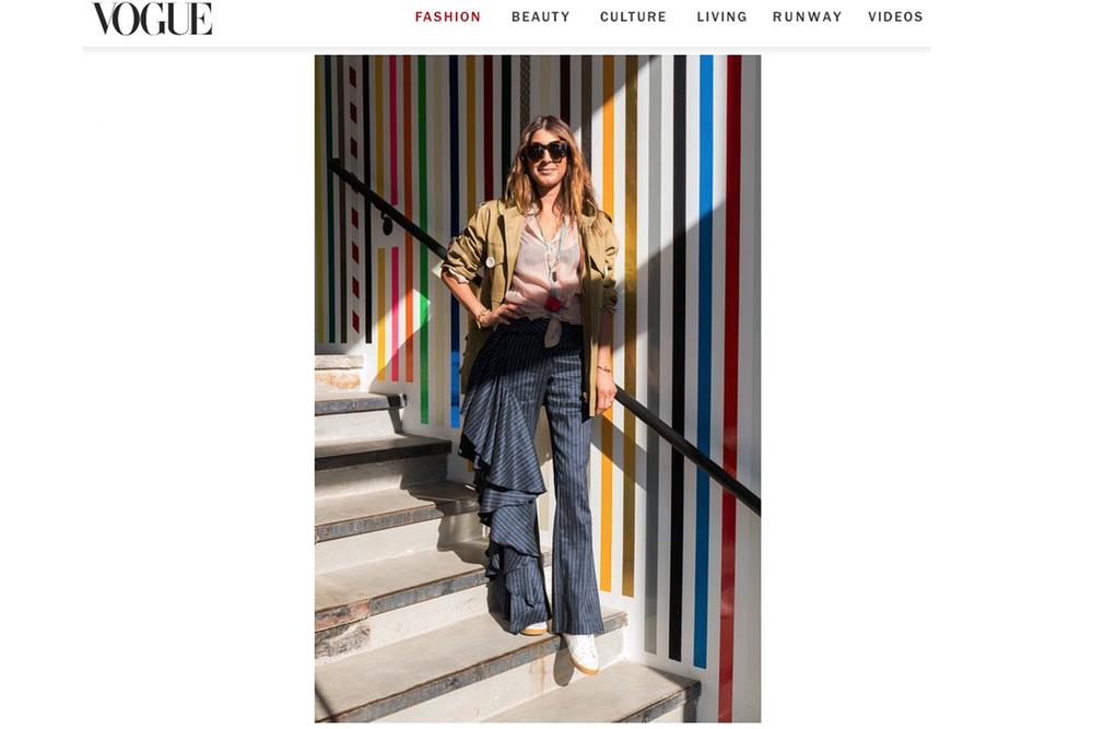 Vogue | Feature