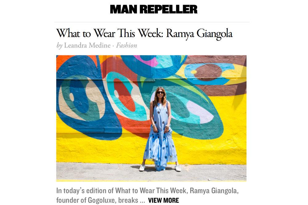 Manrepeller | Campaign