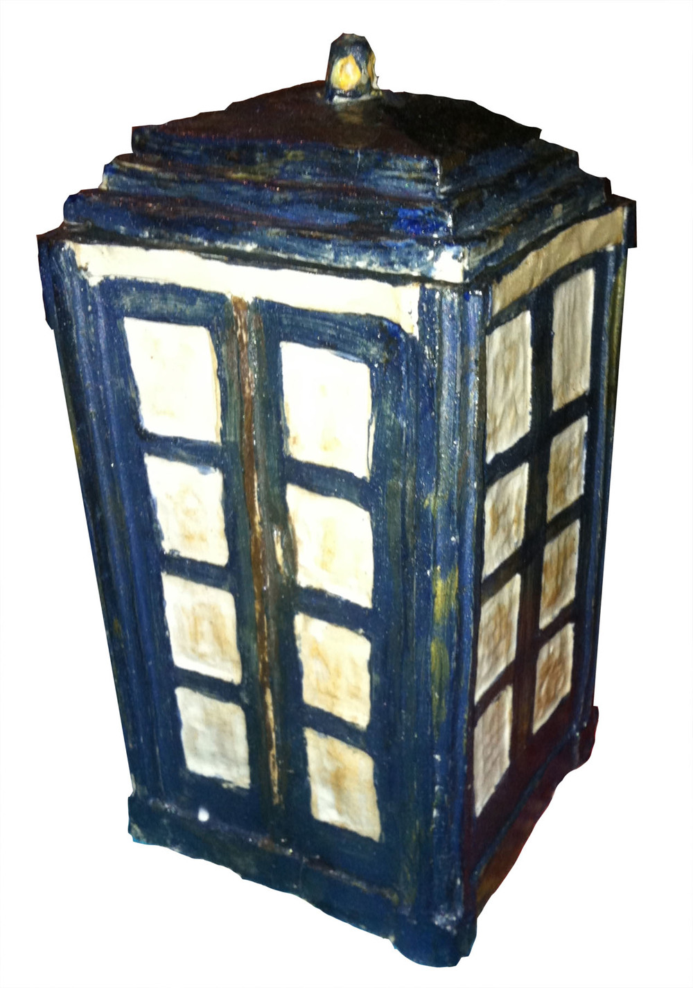 TARDIS, 2010