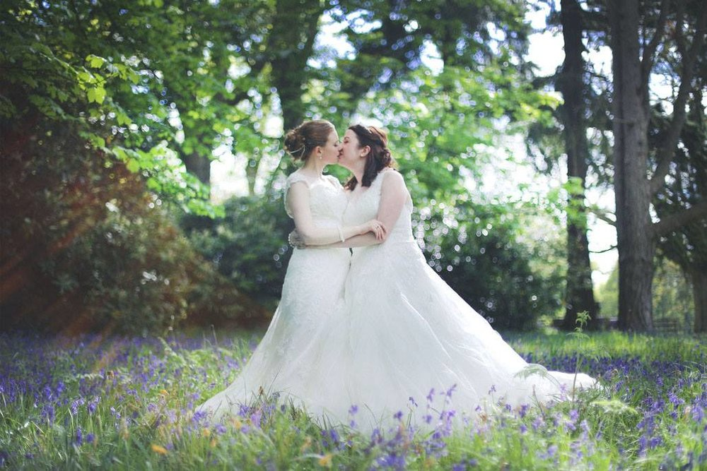 Louise + Sarah - The Byre at Inchyra | May 2016
