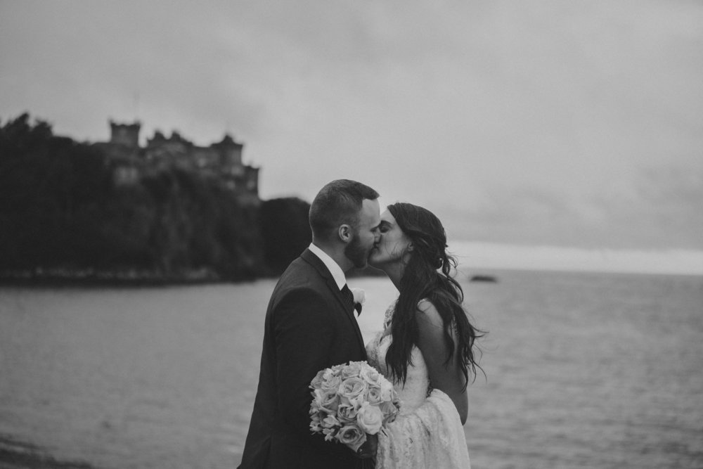 Sam + Kristina - Culzean Castle | August 2017