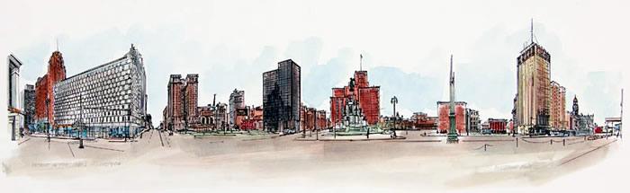Detroit 1980s