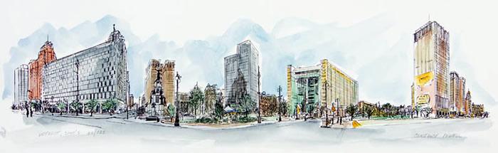 Detroit 2000s
