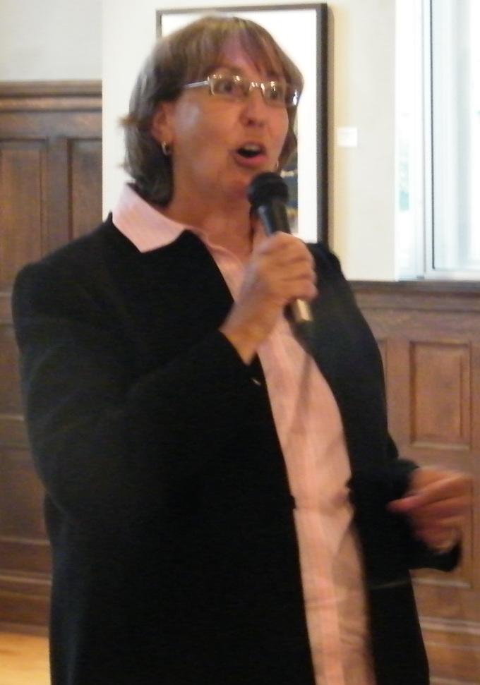 Ann Lilia, Anton Art Center Director
