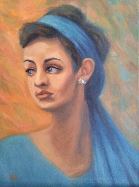 Blue Sara