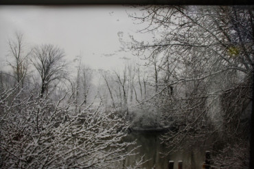 Winter on the Clinton River